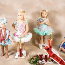 Renleigh Hendrix, Karter Jane Smith, Vana Grace Griswold, Ryleigh Grace Hitchcock