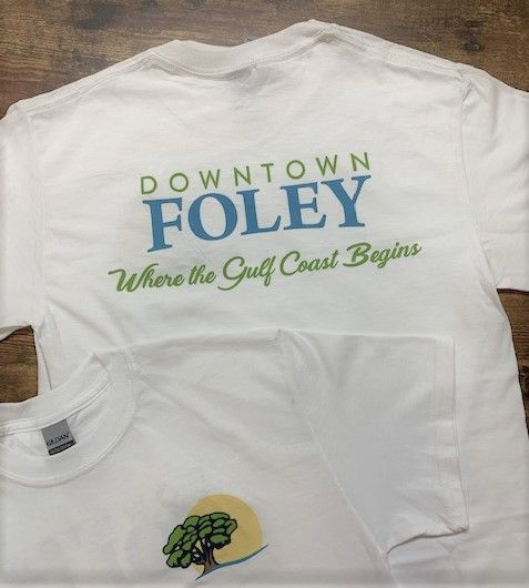 Downtown Foley T-shirt LARGE  Image