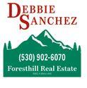 Foresthill Real Estate - Debbie Sanchez