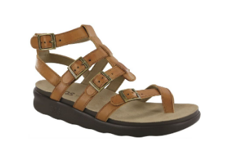 SAS Women's Aria Gladiator Sandal  Image