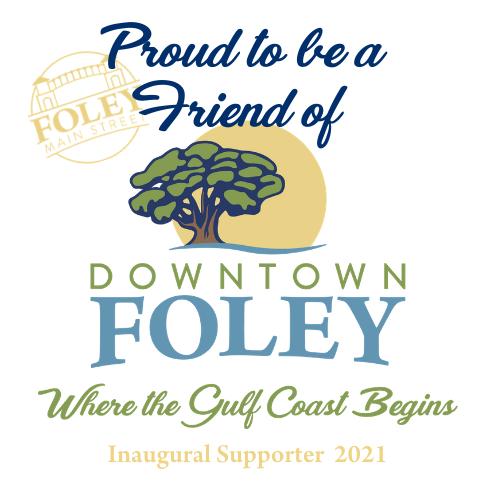 Friend of Foley Main Street Image