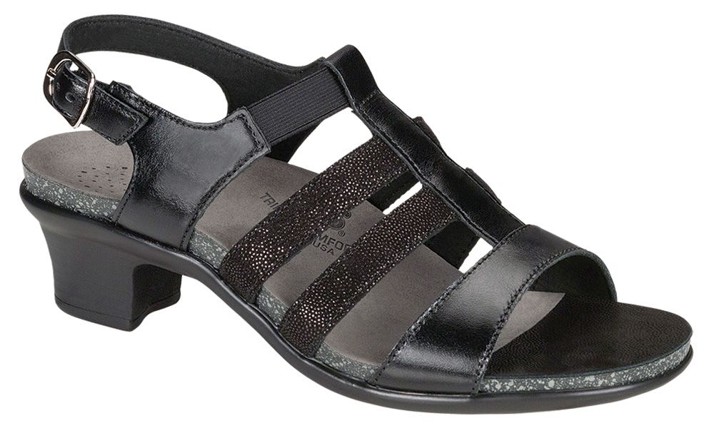 SAS Women's Allegro Heel Strap Sandal  Image