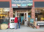 The Junkyard Diva
