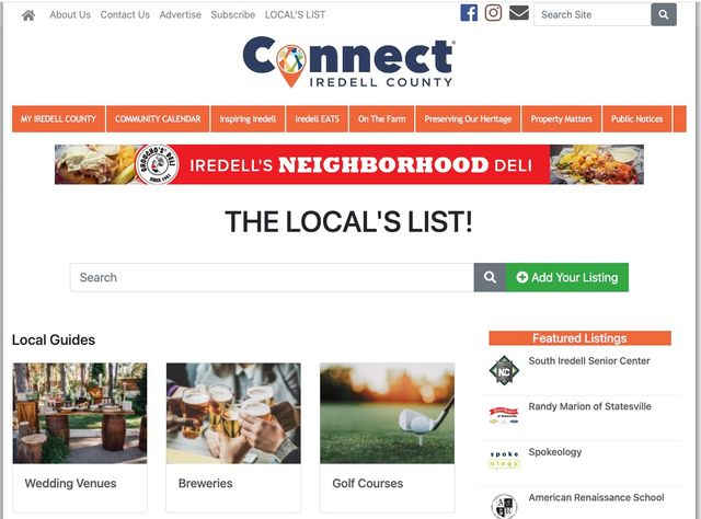 Locable Places Directory