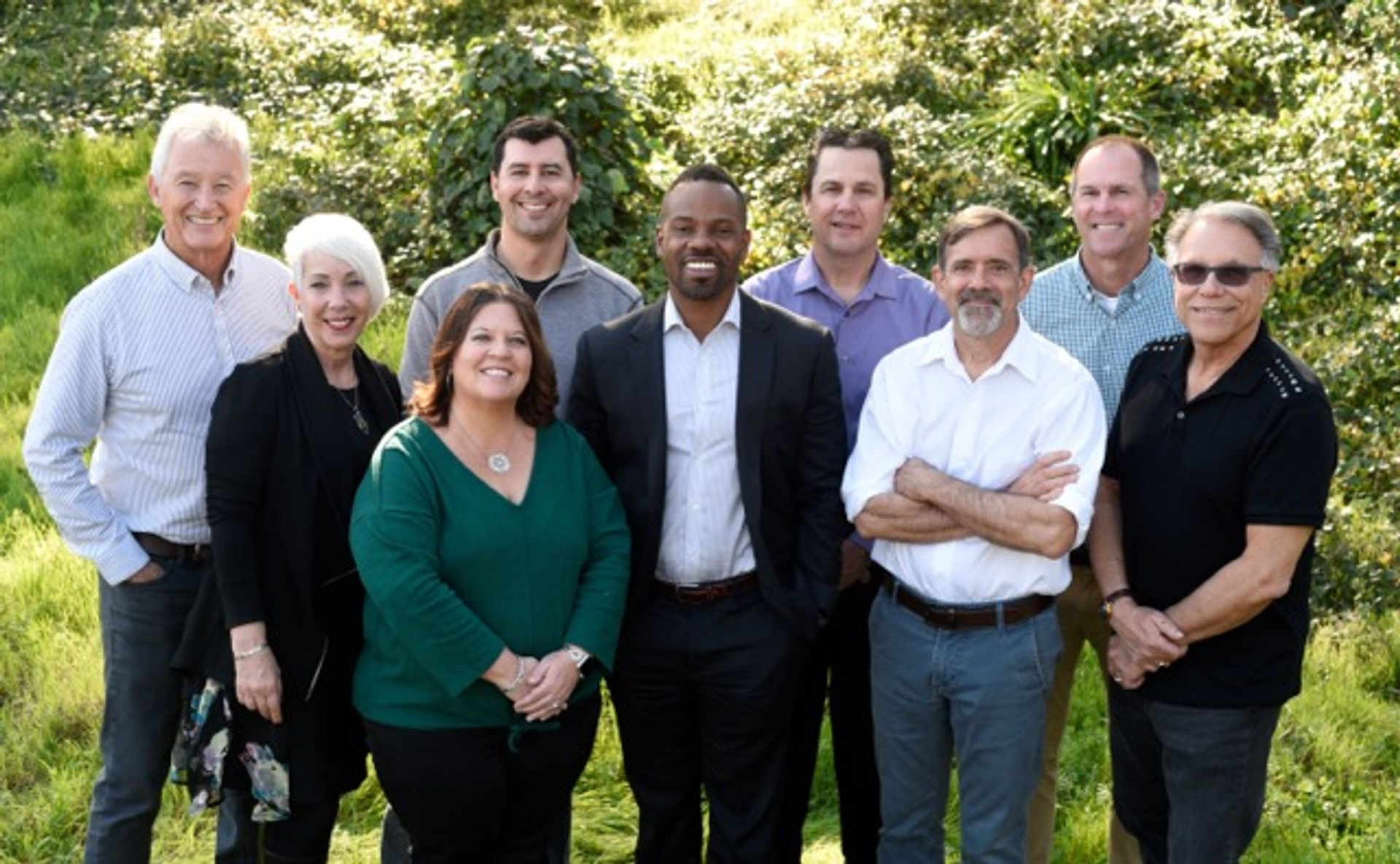 Downtown Roseville Partnership Board & Staff