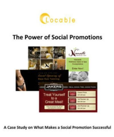 The Power of Social Promotions Case Study